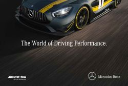 AMG Brand Brochure 2015/16 - The World of Driving Performance